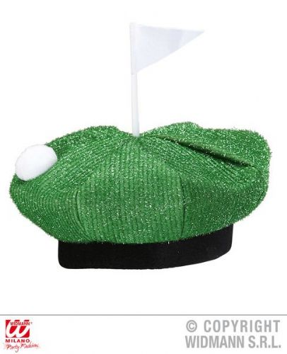 Golf Course Hat (Widmann 02430)